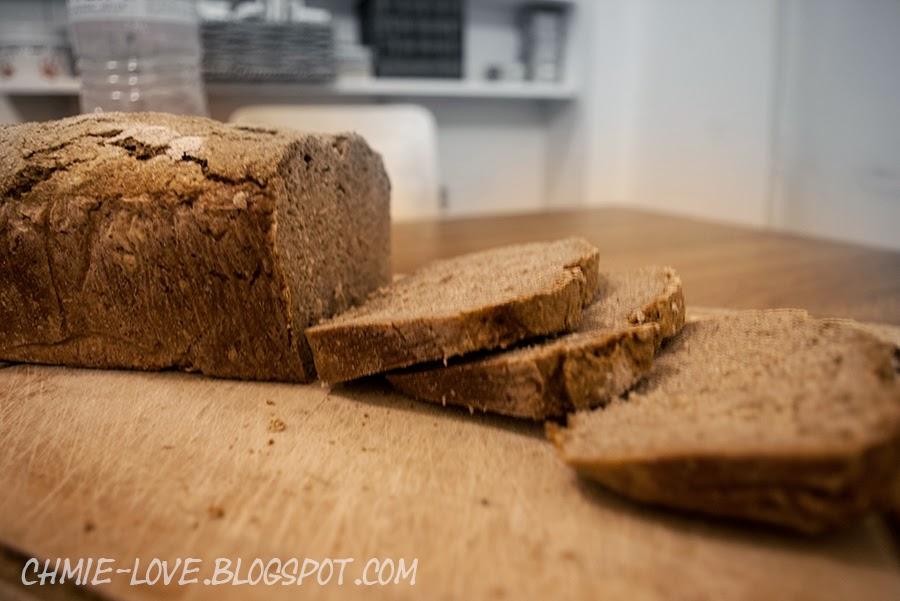 chleb żytni domowy na zakwasie