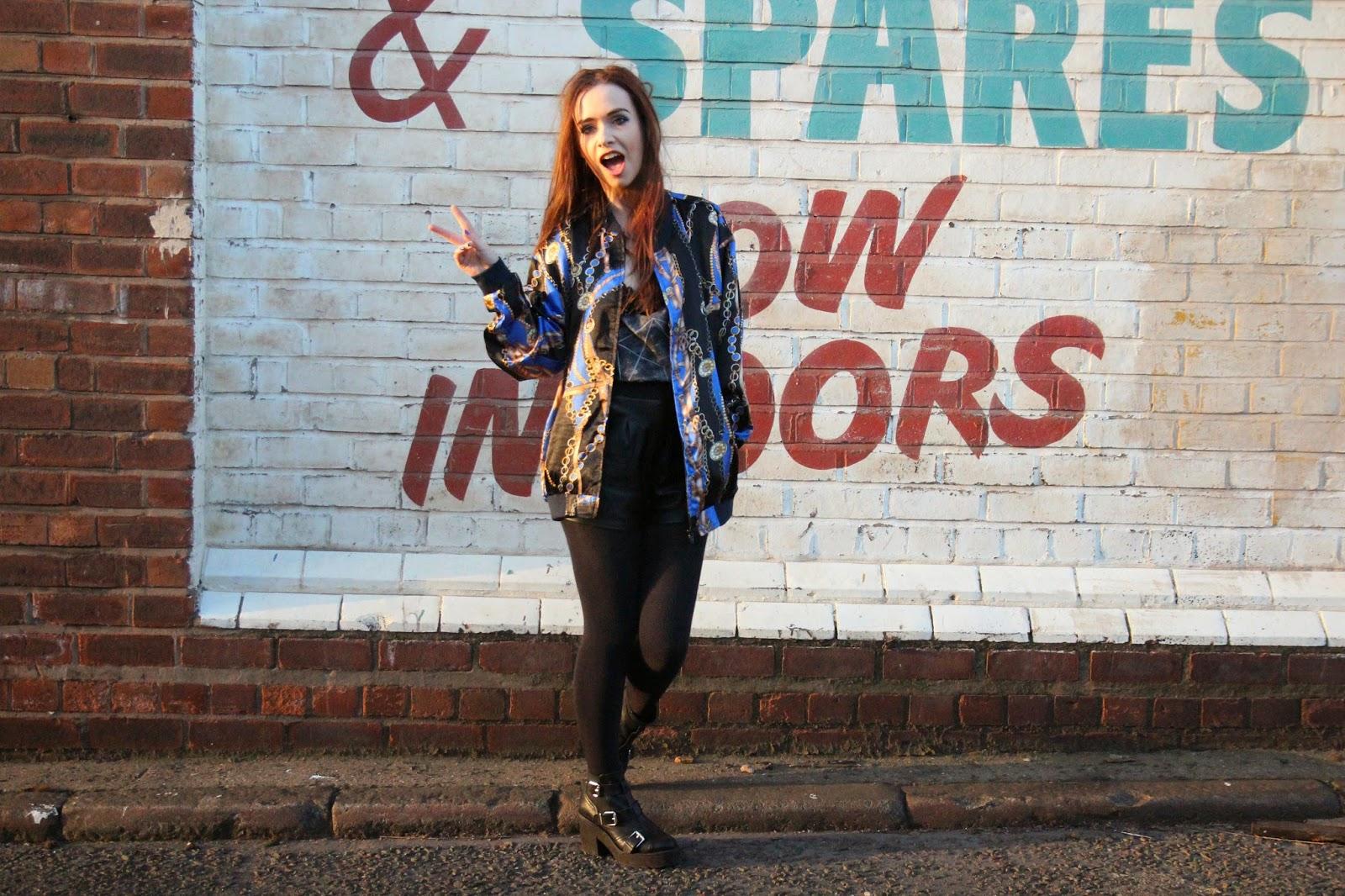 fashion, blogger, style, vintage, urban style