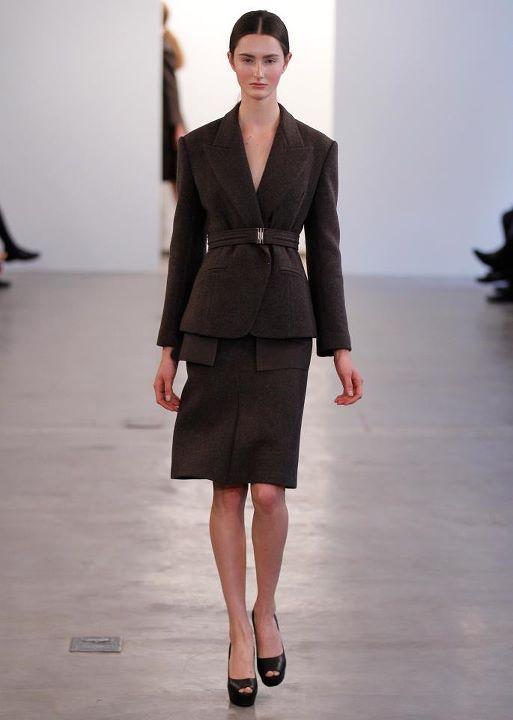 Black ,double ,breasted brindle wool coat