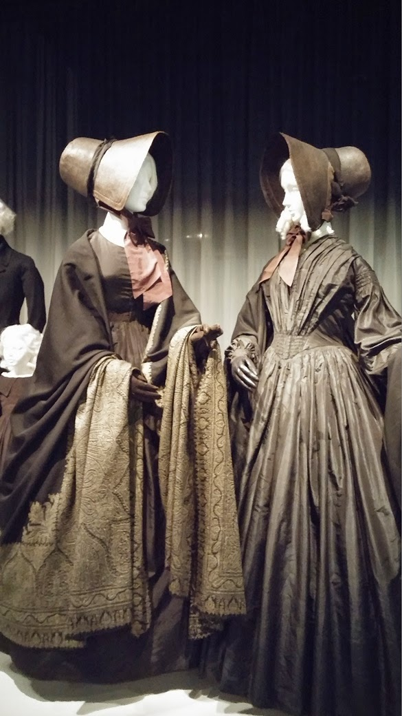 Death Becomes Her: Victorian Mourning Fashion at the Met