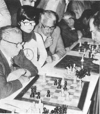 Massó y Eduard Brunet en Benidorm 1979