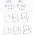 Un buen ejemplo de cómo dibujar animales de anime