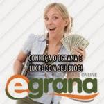 Egrana Afiliados: Ganhar dinheiro no blog com a visualização de anúncios