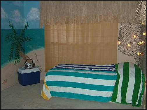 Beach Bedroom Designs