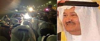 5 مقاطع لتغطية احتجاز الشيخ جدعان الهذال وردود الفعل على هذا الحدث 5-7-2012