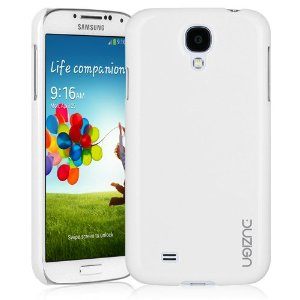 dezign luna white snap on case for galaxy s4 phone