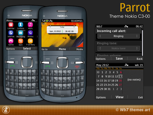 Free Downloads Themes For Nokia C3-01