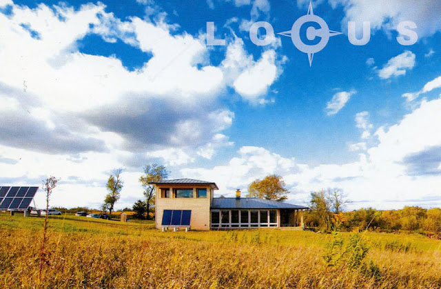 Locus Architecture and the little sustainable house on the prairie