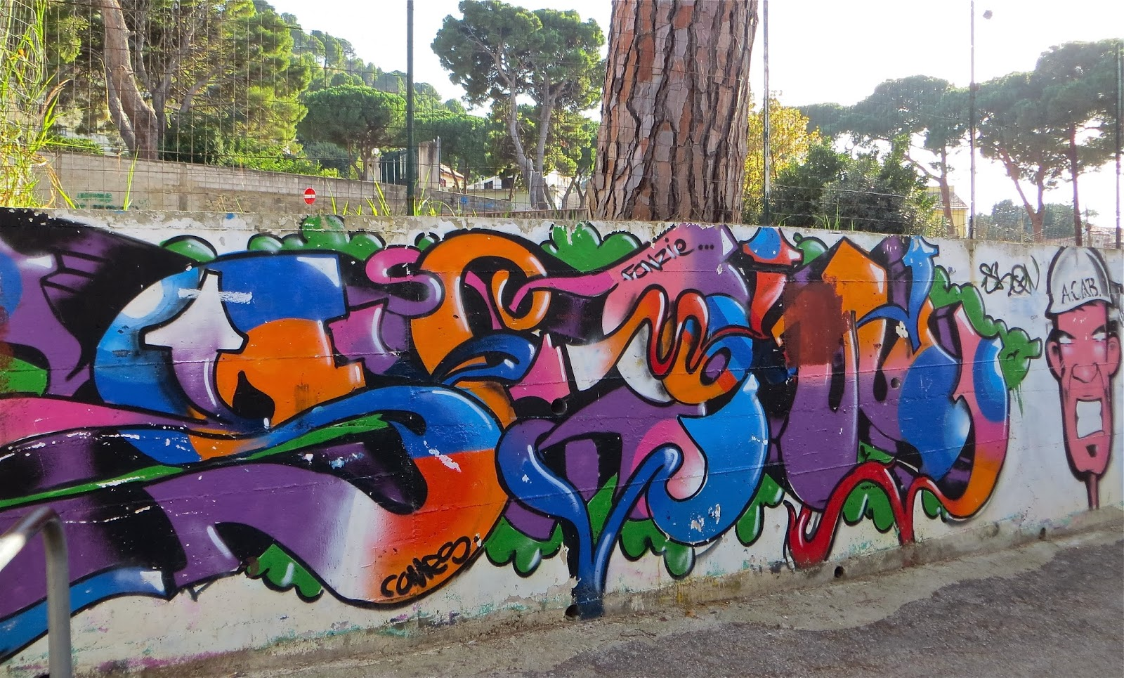 the art of graffiti or vandalism Examples include at least some graffiti art norman mailer glorified the art of vandalism in his essay the faith of graffiti, which likened tagging in new york.