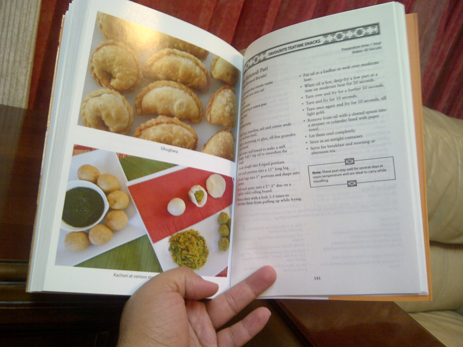 Amus recipes gujarati kitchen a book review forumfinder Image collections