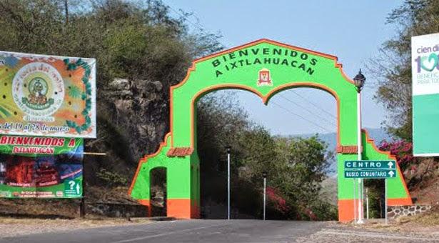 Ixtlahuacán, Colima