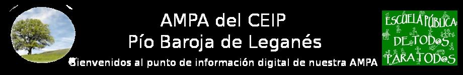 AMPA del CEIP Pío Baroja de Leganés