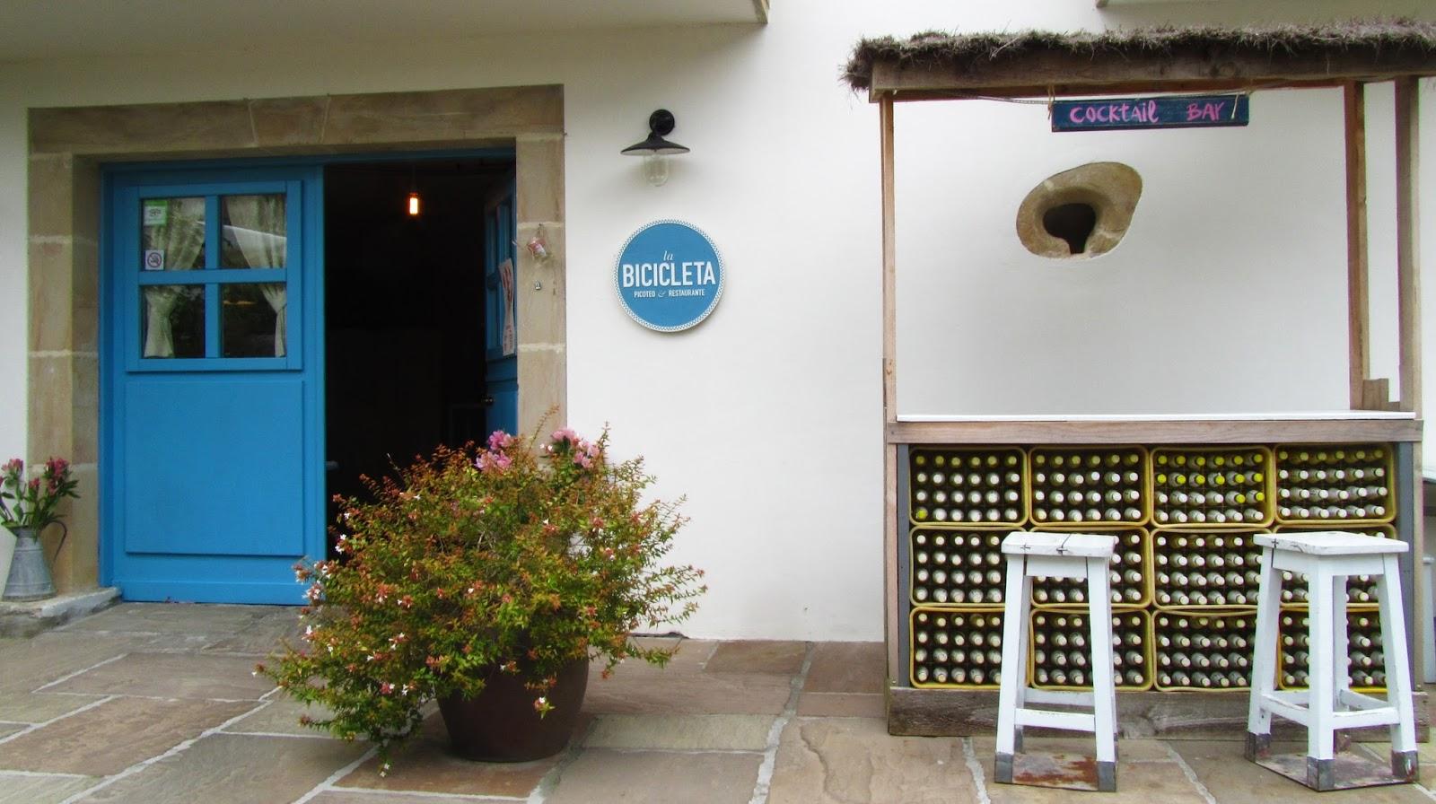 ameiseblog_Coktail Bar en el Jardín de La Bicicleta, Hoznayo