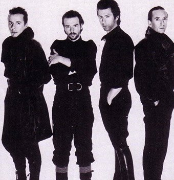 Ultravox: We Came To Dance
