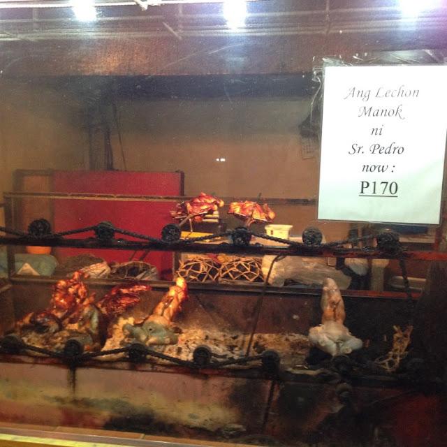Lechon Manok ni Sr. Perdo,Sr. Pedro, Roasted Chicken, Food of the Day, Kalami Cebu
