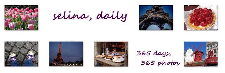 selina, daily