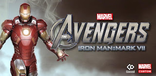 The Avenger Iron Man: Mark VII apk Android Game