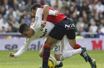 Real Madrid 7 - 1 Osasuna (2)