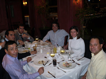 El equipo de trabajo de la Universidad del Pacífico