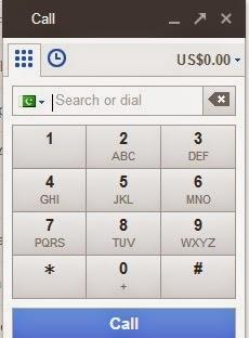 gmail-dial-pad