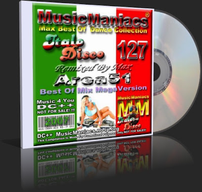 DJ Max - Area 51 - Megamix (2007)