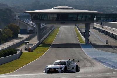 Η BMW Motorsport ολοκλήρωσε το τριήμερο δοκιμών DTM Young Driver Test στη Jerez de la Frontera