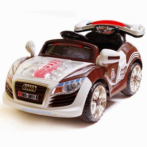 Bán ô tô cho con yêu có điều khiển từ xa giá luôn rẻ tại HCM