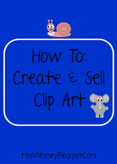 How To Create & Sell Clip Art