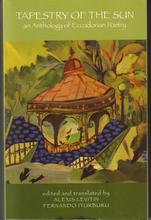 Primea antologia bilingue de poesia de Ecuador publicada en los EEUU