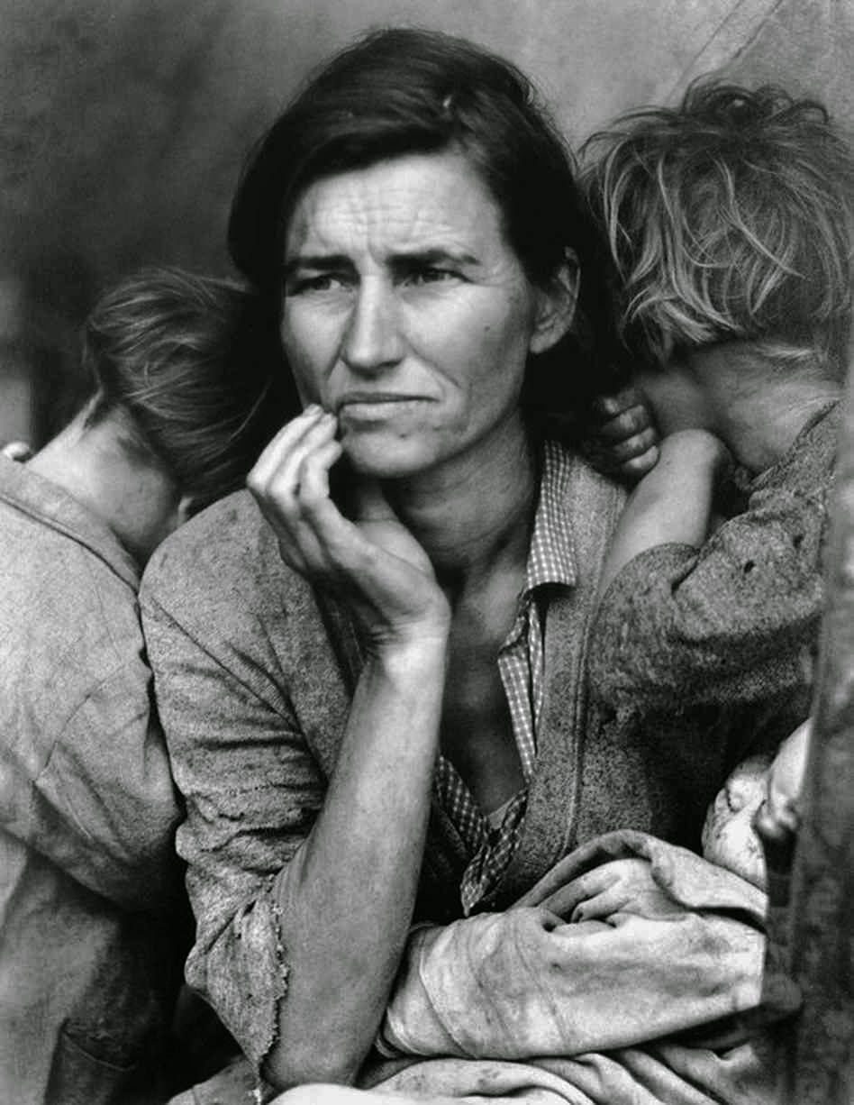 Dorothea Lange | female artists | Discover great women artists at http://schulmanart.blogspot.com/2011/06/ten-women-artists-every-young-girl.html