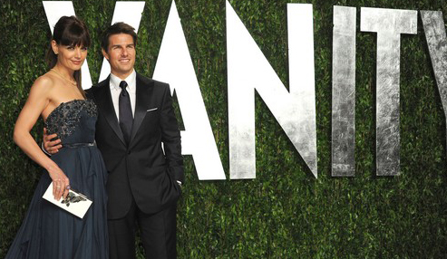 Cracks Were Showing In Tom Cruise's & Katie Holmes' Marriage Over The Last Month » Gossip