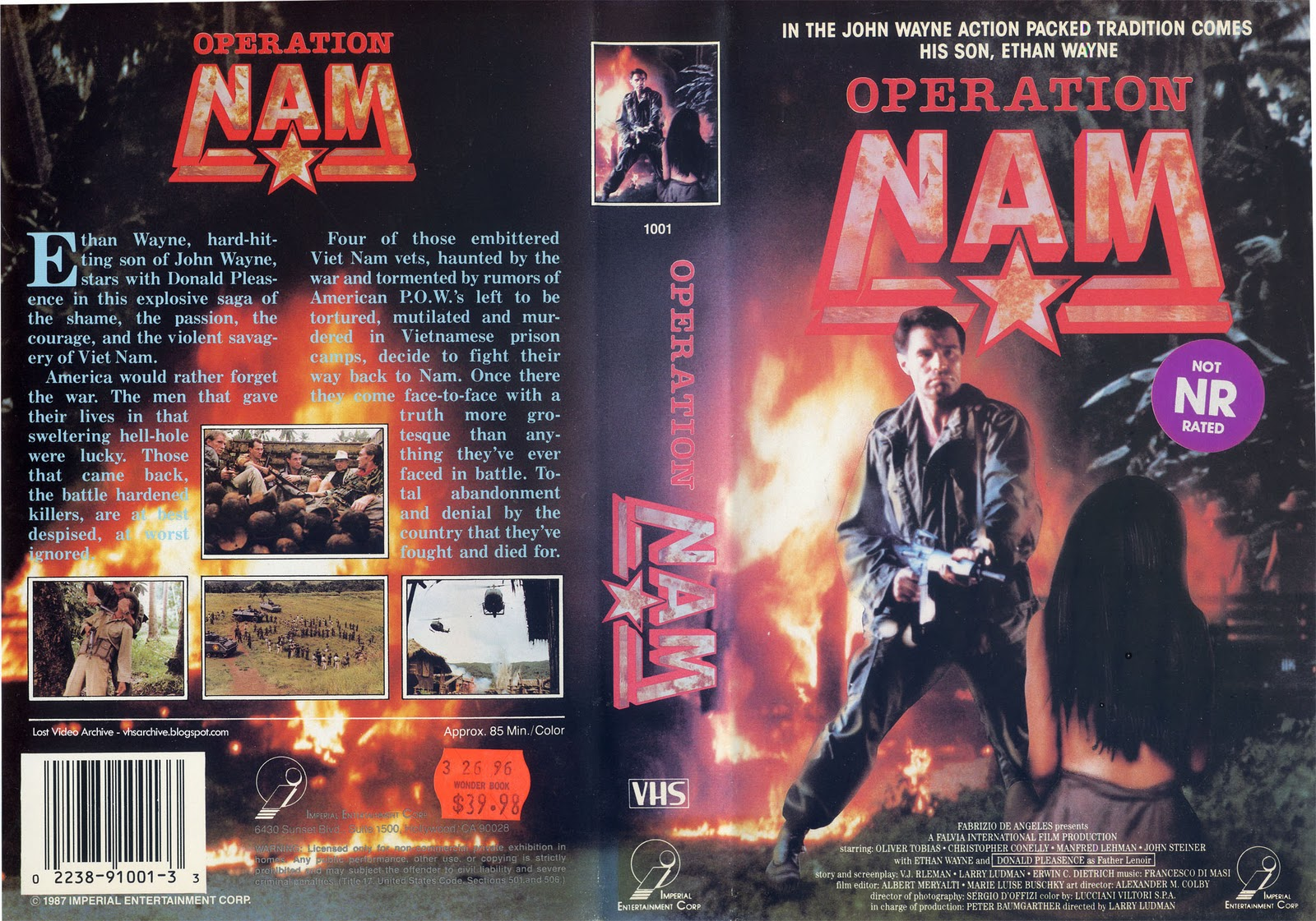 Operation Nam movie