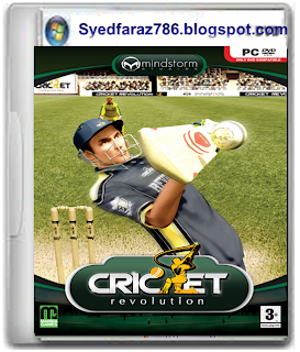Cricket Revolution 2013 Game Free Download Full Version For Pc