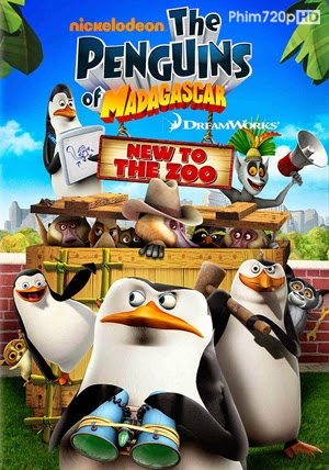 Penguins of Madagascar 2014 poster