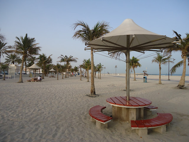 Free Cottages at Jumeirah Open Beach