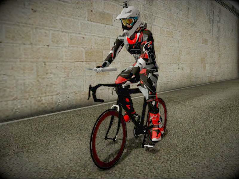 Sepeda Fixie (bike) gta sa