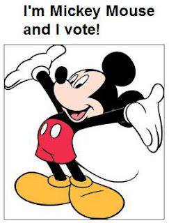 topolino elettore
