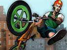 Bisiklet Akrobasi Oyunu