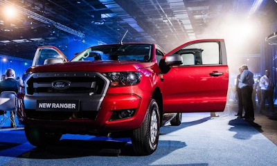 Ford Motor Co. Has Plans To Resurrect The Ford Ranger Stateside