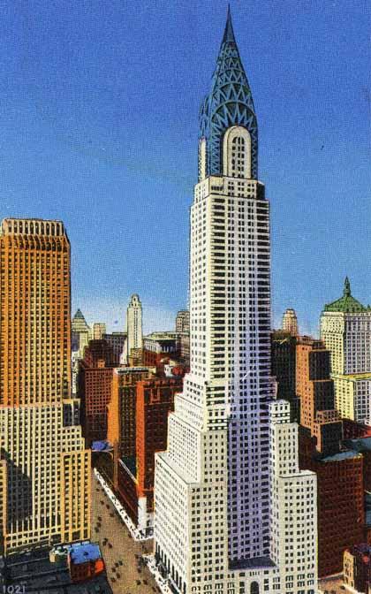 Chrysler Building New York City Tour