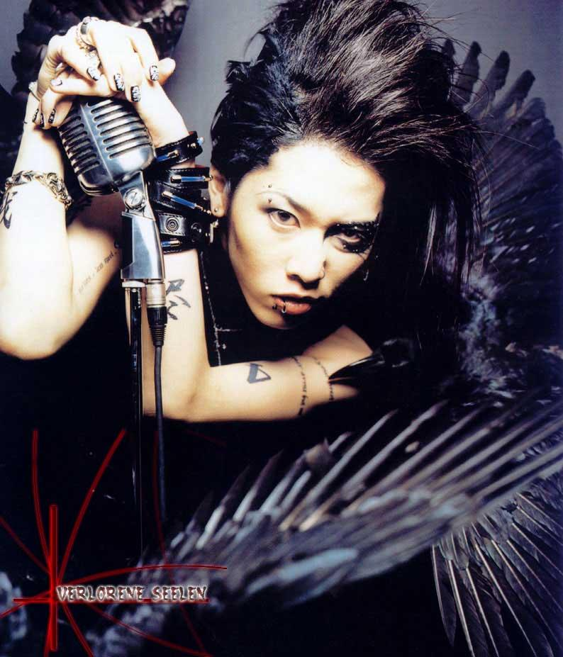 Japanese Artists Miyavi