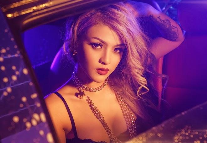 hot girl dj melo