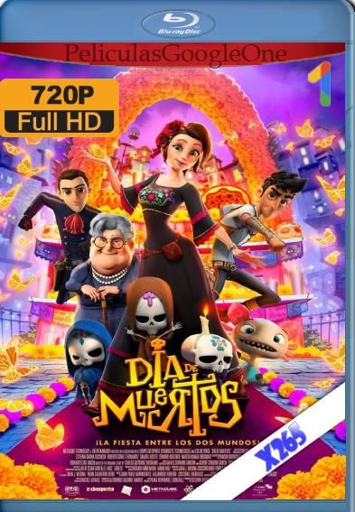 Día De Muertos (2019) x265 [720p] [Latino] [GoogleDrive]