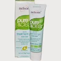 gel tratamiento para el acné de Nelsons