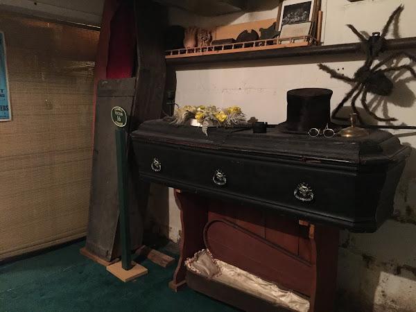 Coffins ~