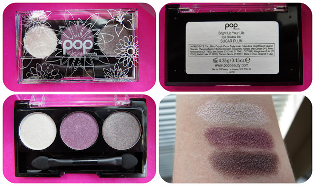 POP Beauty POP Portfolio Eyeshadow - Sugar Plum