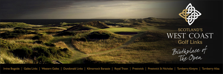 Scotland's West Coast Golf Links