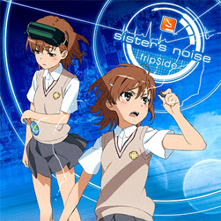 To Aru Kagaku no Railgun S OP Single - sister's noise