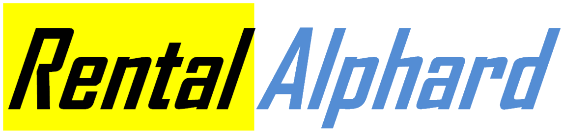 Rental Alphard