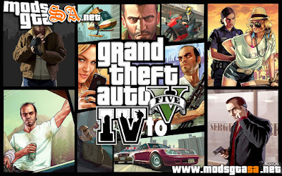 IV - GTA V to IV Package Final